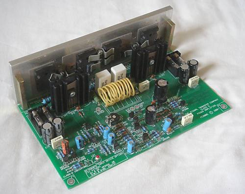 The Signal Transfer Company: Class-G amplifier