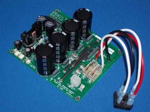 The Signal Transfer power amplifier power supply
