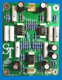 The Devinyliser PCB