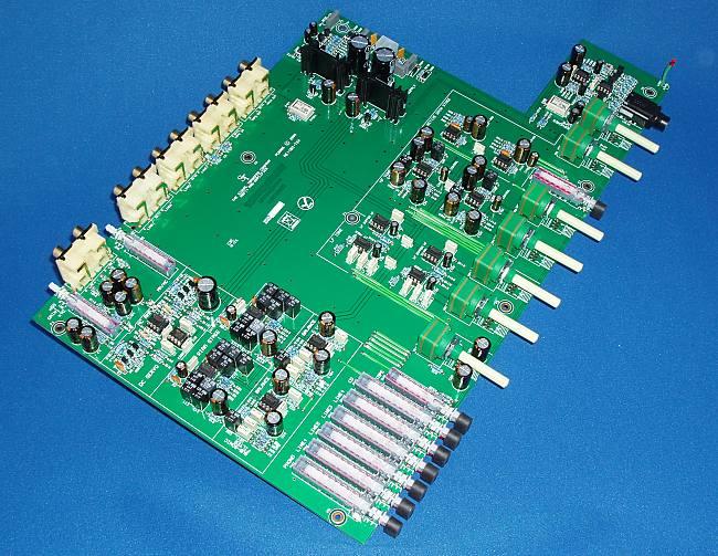 The Signal Transfer Company: Precision Preamplifier