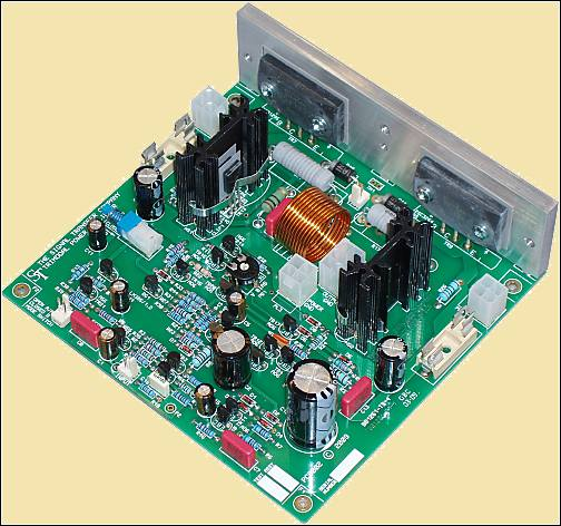 Trimodal Power Amplifier